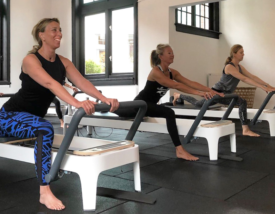 flash studio laren reformer pilates