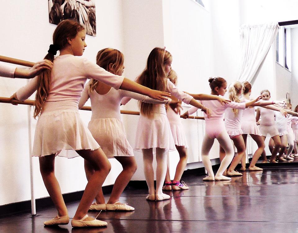 flash studio laren rad ballet