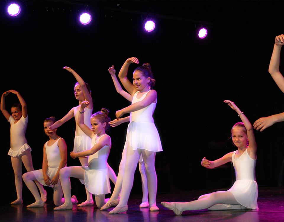jeugd ballet laren